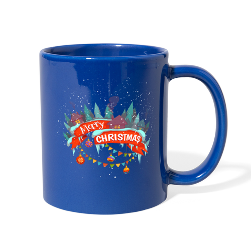 Snowtastical Merry Christmas Mug - The Fugly Mug Company