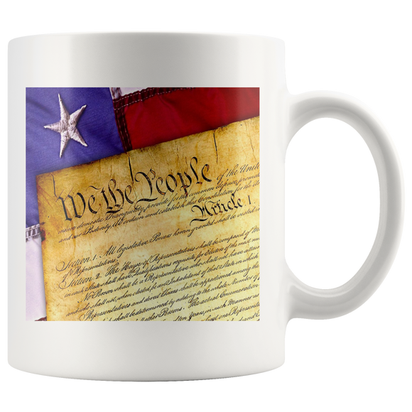 We The People Mug - The Fugly Mug Company