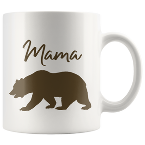 Bear Mugs - The Fugly Mug Company