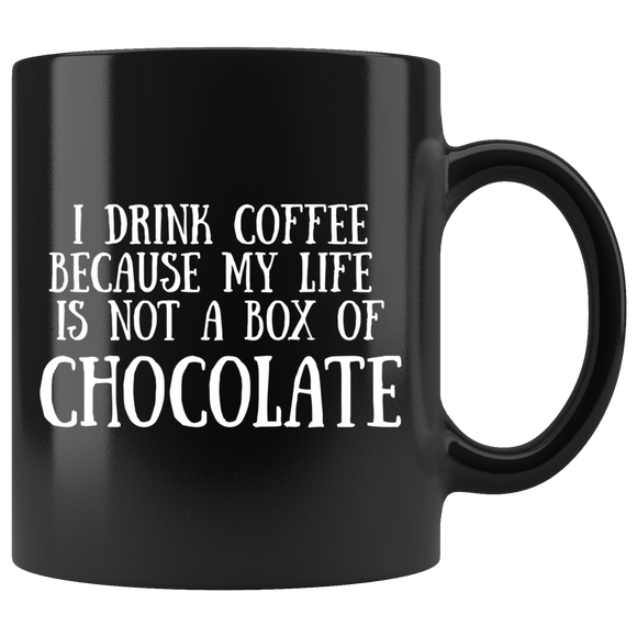 Box of Chocolates Mug - The Fugly Mug Company