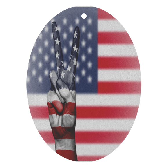 America Peace Fugly Fresheners - Multiple Scents - The Fugly Mug Company
