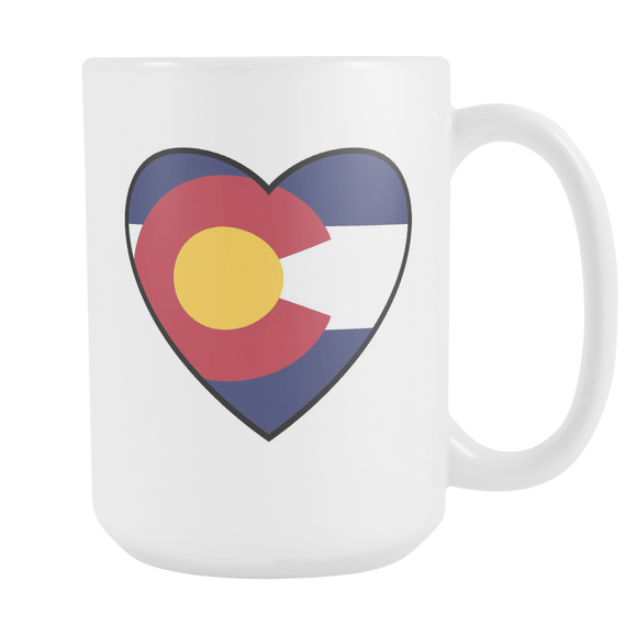 2019 Special Edition Colorado Valentines Mugs - The Fugly Mug Company