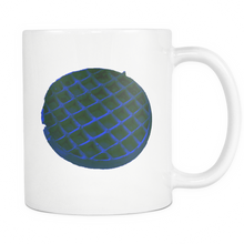 Load image into Gallery viewer, Blue Waffle Mug - The Fugly Mug Company