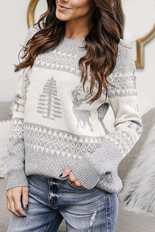 Home for the Holidays Sweater
