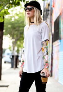 Vera Embroidered Top