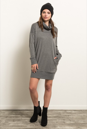 Harper Sweatshirt Dress