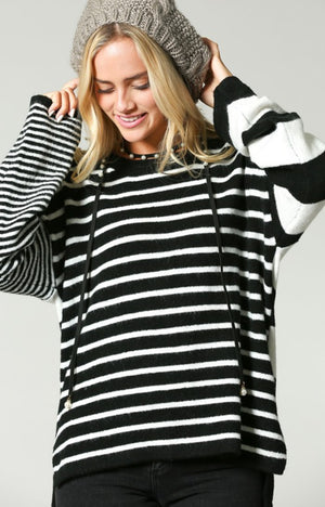Mix Stripe Sweater
