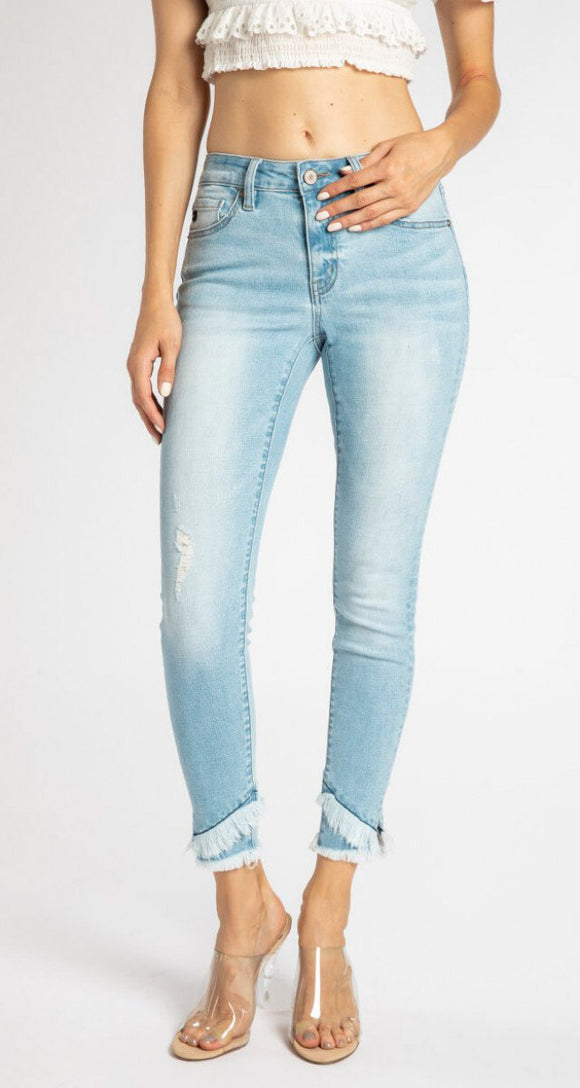 Freya Denim - Light Wash