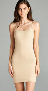 Camisole Slip/Dress