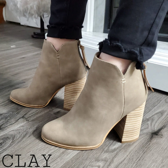 Norah Ankle Bootie