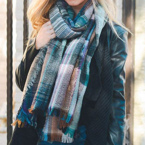Favorite Plaid Scarf