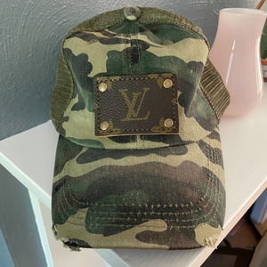 Michalke Made Patch Hat - Army Camo