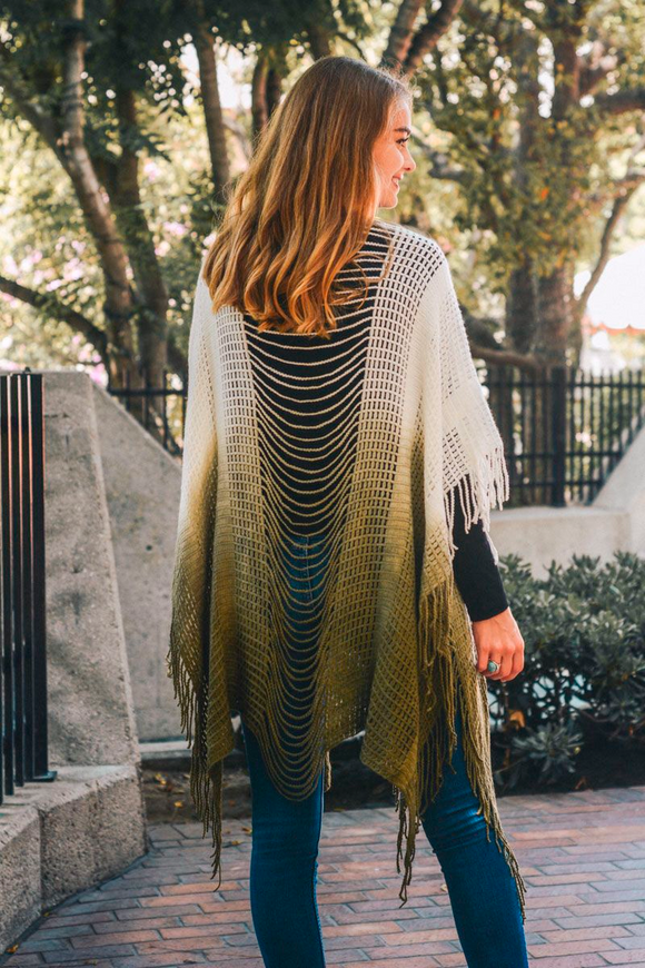 Phoenix Ruana/Poncho - More Colors