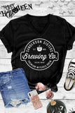 Sanderson Sisters Brewing Co. Tee