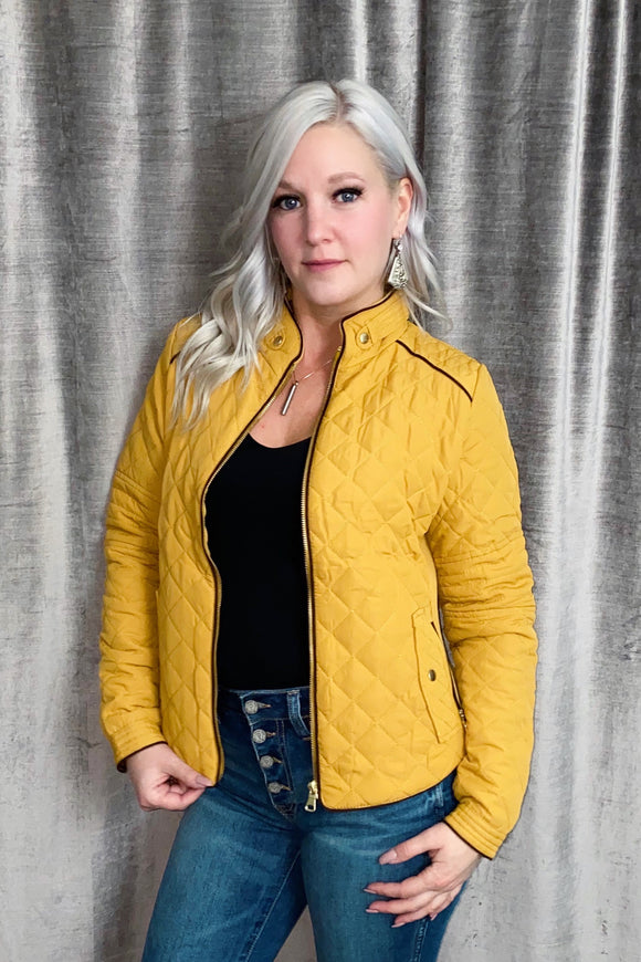 Maren Jacket - More Colors