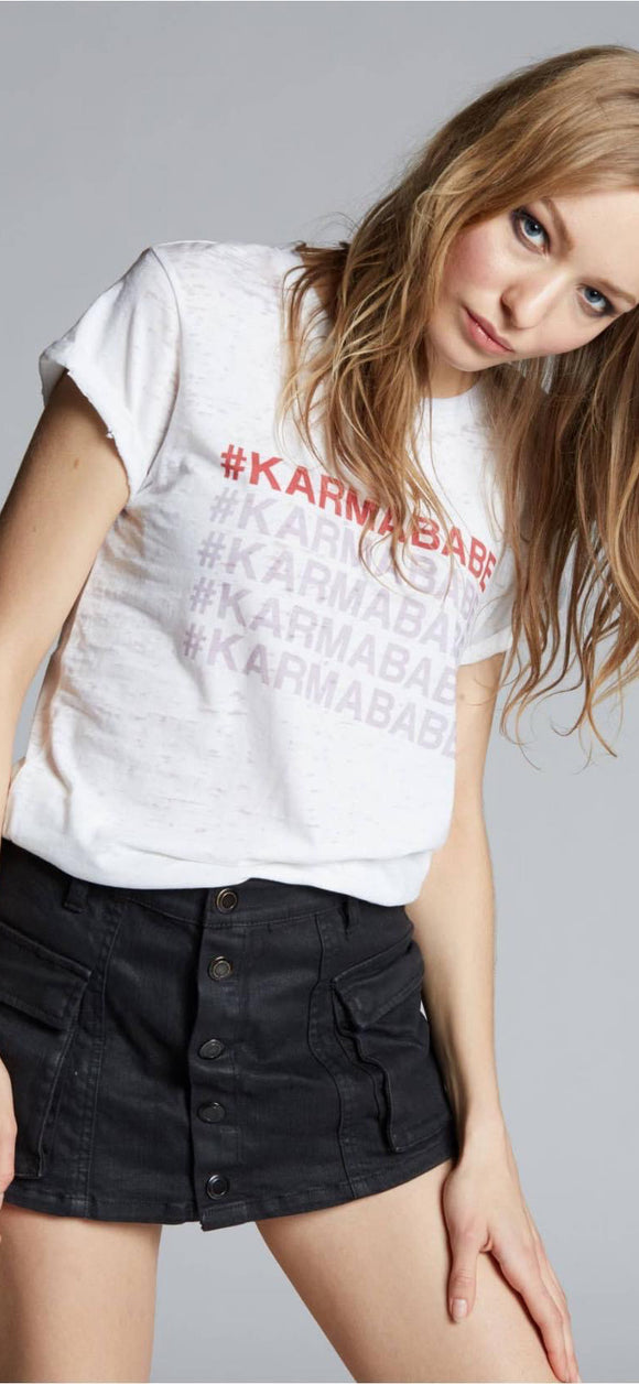 KarmaBabe Tee