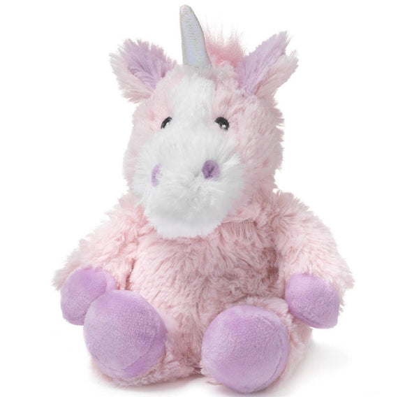 "Warmies 9"" Pink Unicorn"