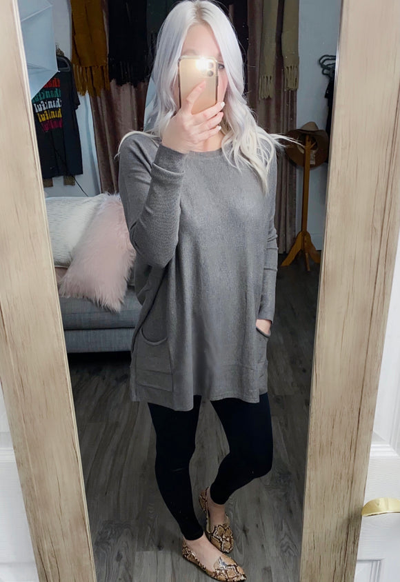 Parker Tunic Sweater