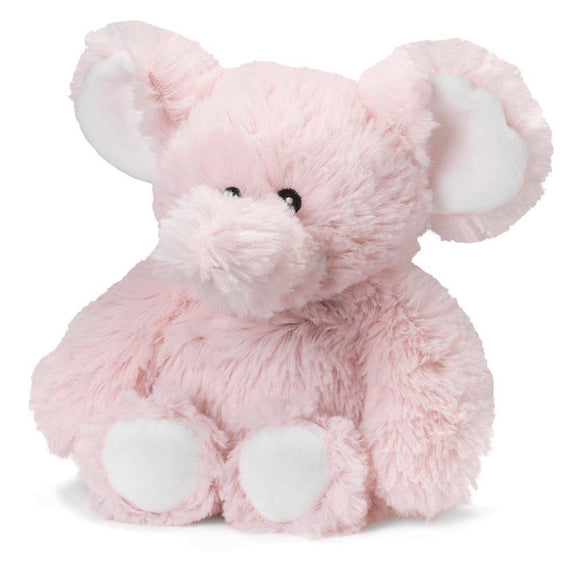 "Warmies 9"" Pink Elephant"