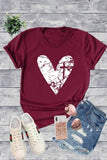 Faithful Heart Tee - More Colors