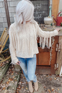Free Spirit Sweater - More Colors
