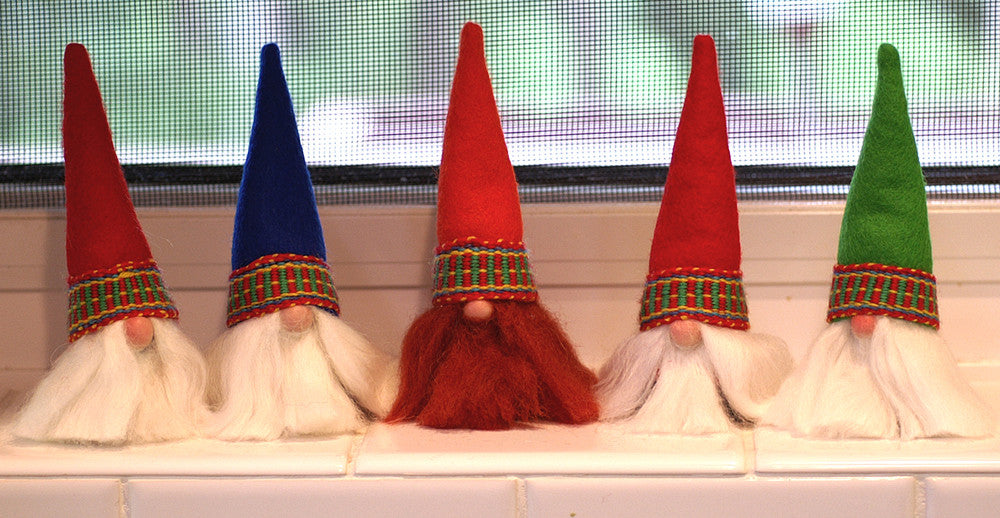 Classon Designs - Swedish Gnomes, Scandinavian Gnomes