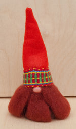 Scandinavian Christmas Gnome, Swedish Tomte