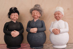 Wise Woman Figurine - Grandmother - Aunt - Feminine Gift