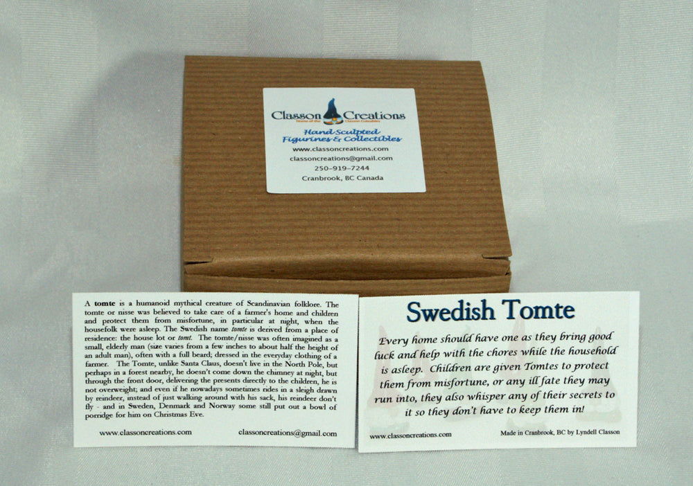 Swedish Christmas Gnome Tomte House Warming Gift