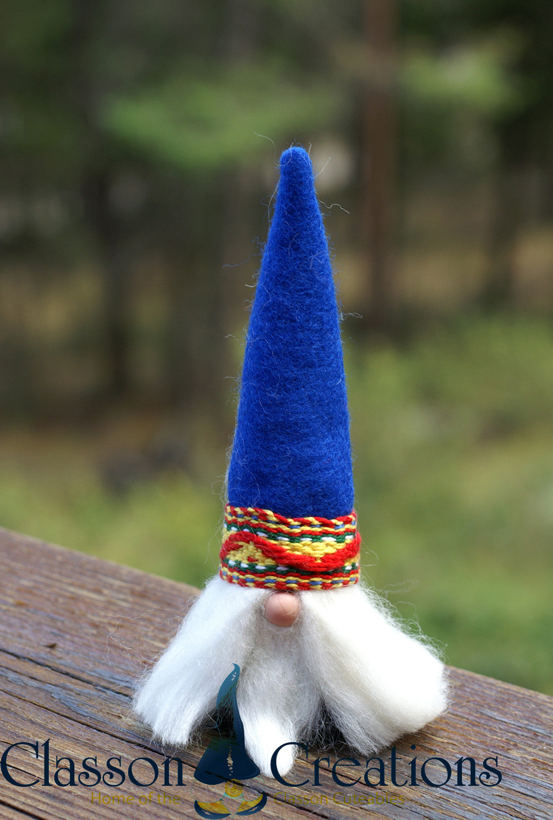 Scandinavian Gnome Swedish Tomte Nisse House Warming Gift