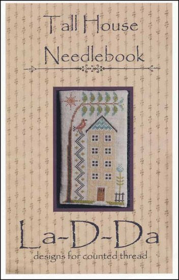 Tall House Needlebook