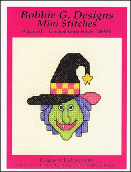 Mini Stitches: Witchie 2
