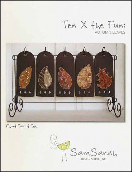 Ten X The Fun: Autumn Leaves