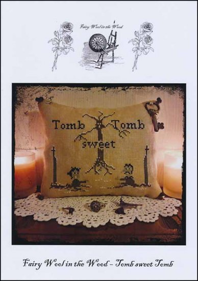 Tomb Sweet Tomb ~ Fairy Wool in the Wood