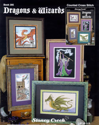 Dragons & Wizards ~ Stoney Creek Collection