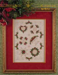 Christmas Quilt ~ Cross N Patch