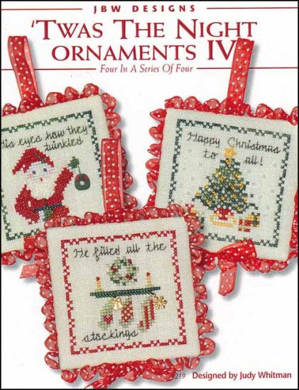 Twas The Night Ornaments 4