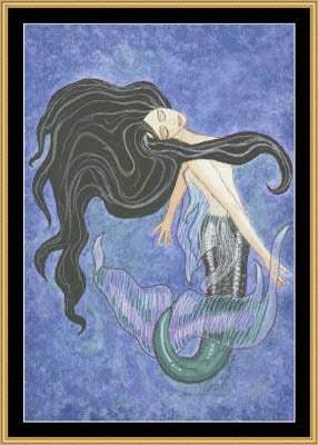 Mermaid II ~ Mystic Stitch