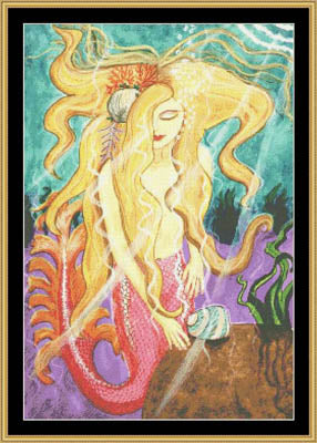 Sanibel Siern ~ Mystic Stitch