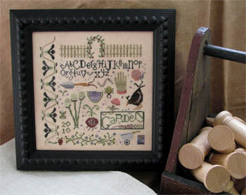 Magic Garden Sampler ~ Shakespeare's Peddler