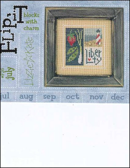 Flip It Blocks: July ~ Lizzie Kate