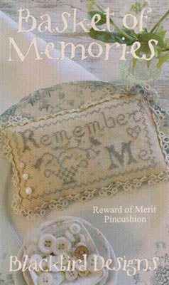 Basket Of Memories ~ Blackbird Designs