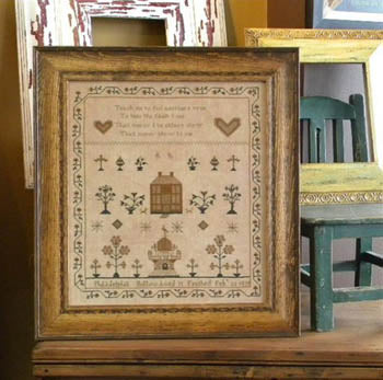 Philadelphia Botting ~ Cardan Antiques & Needlework