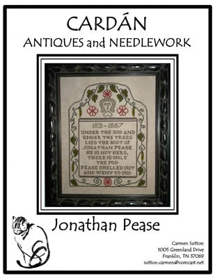 Jonathan Pease ~ Cardan Antiques & Needlework
