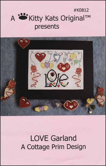 Love Garland ~ A Kitty Kats Original