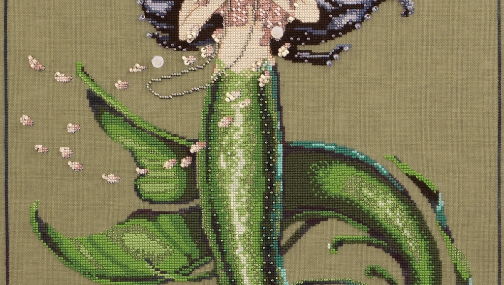 ~ MD117 ~ Merchant Mermaid ~ Mirabilia