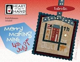 Merry Making Mini: 4th Of July  ~ Heart In Hand