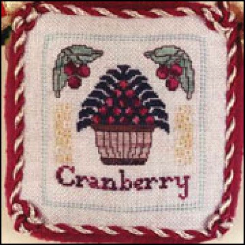 Cranberry Ornament ~  Kit #57 ~  The Hearts's Content, Inc