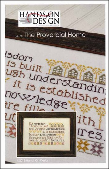 Proverbial Home ~  Hands On Design