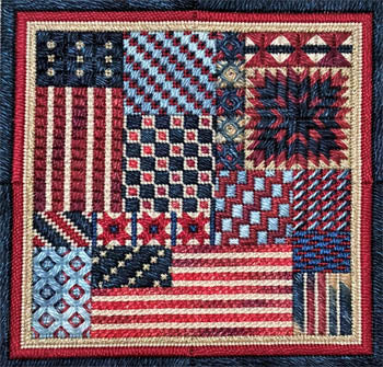 Holiday Delights - 4th Of July ~ Needle Delights Originals